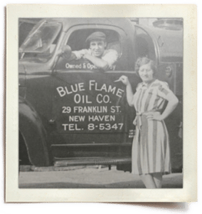 History of Blue Flame Oil - CT Oil Delivery