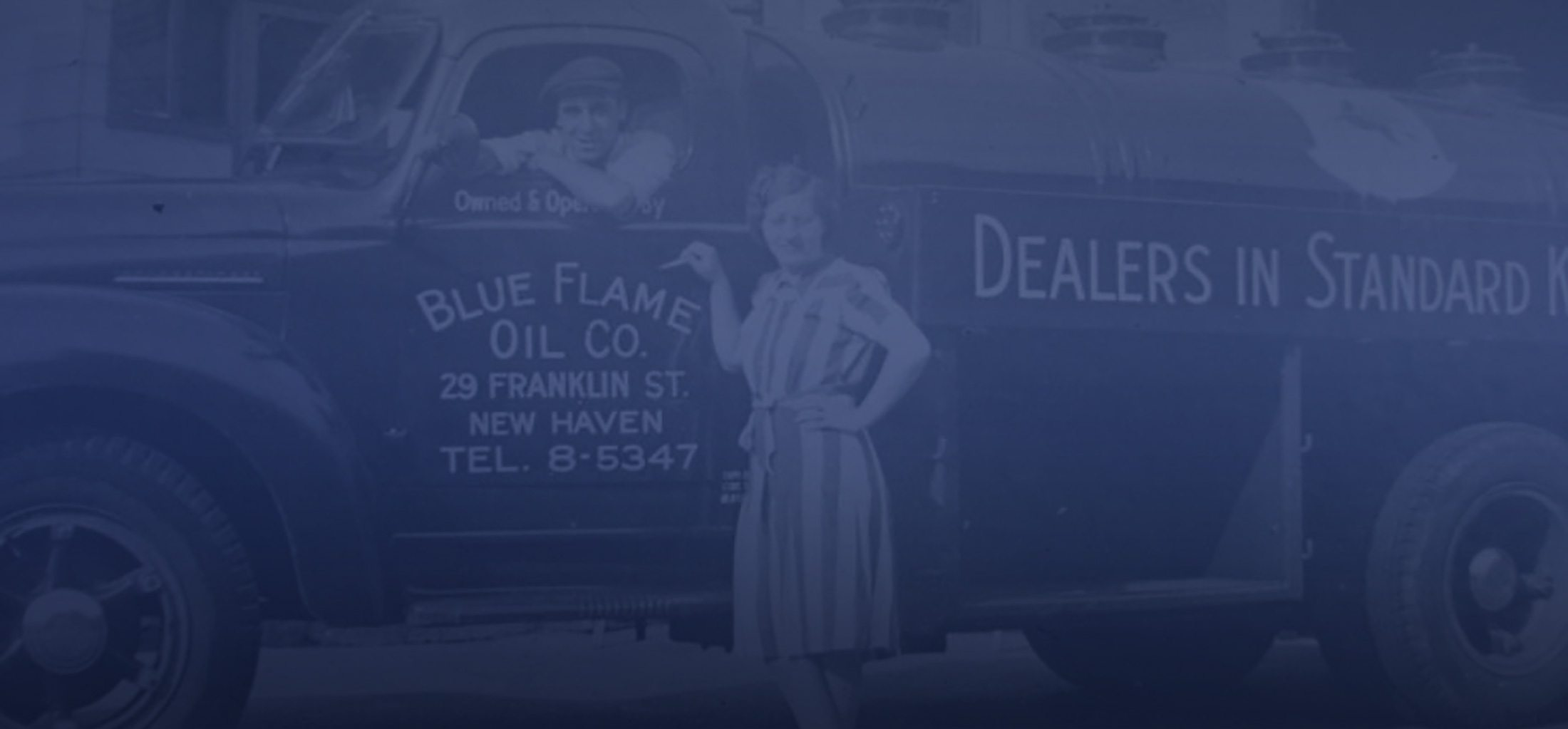 About Blue Flame Oil - New Haven, CT Oil Company