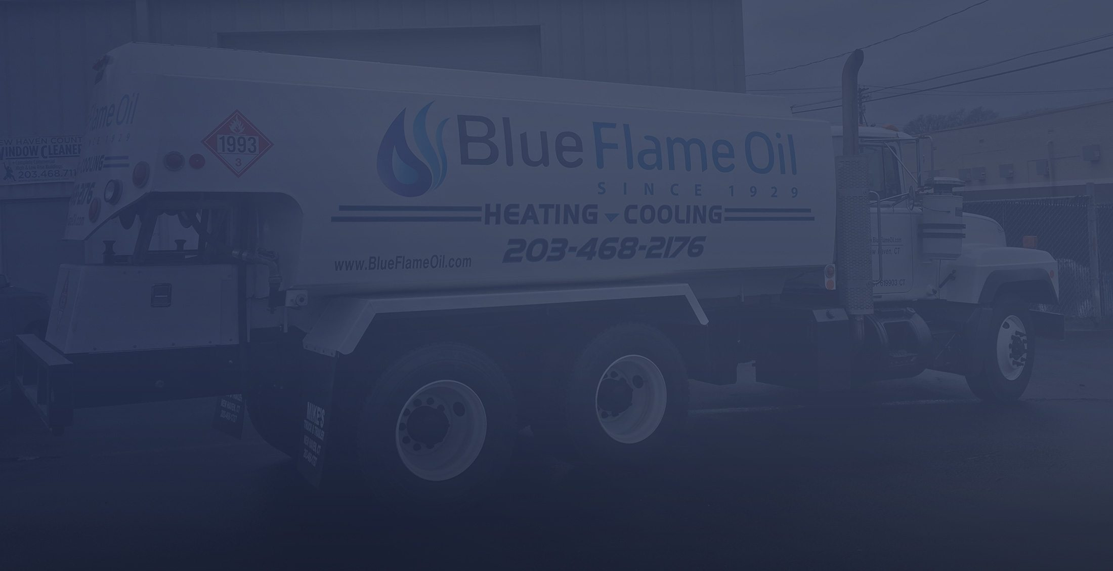 Blue Flame Oil - Automatic Oil Delivery